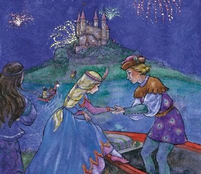 The Twelve Dancing Princesses Story   Fairy Tales